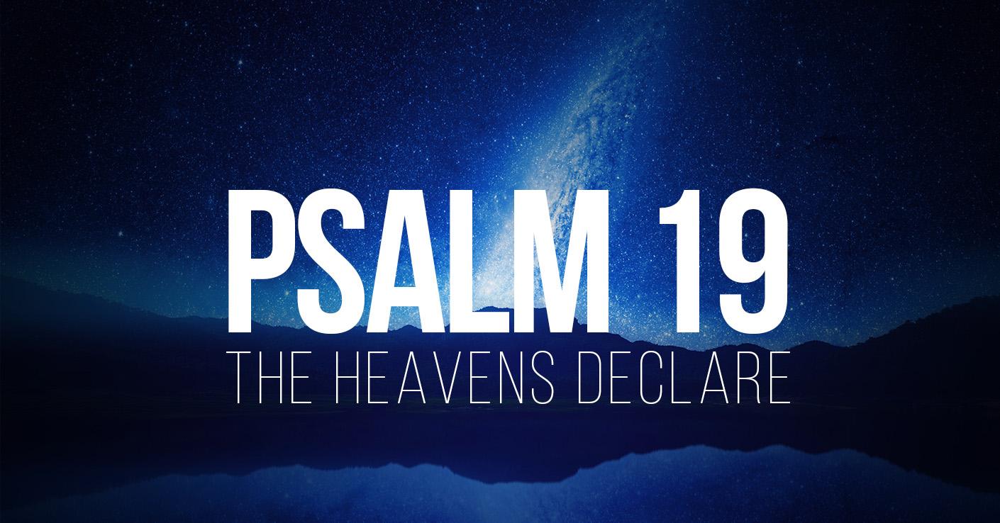 Psalm 19 ALBPBT