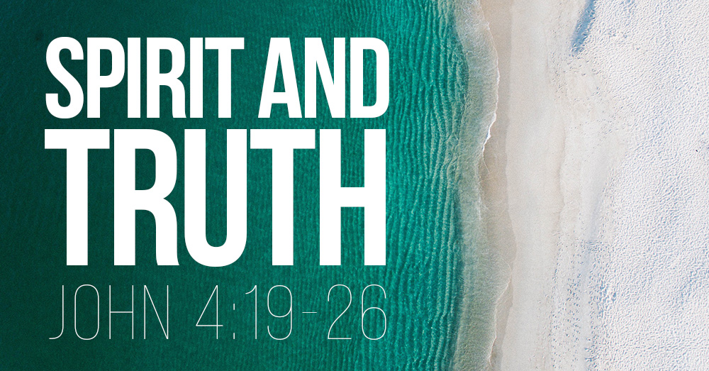 Spirit and Truth ALBPBT