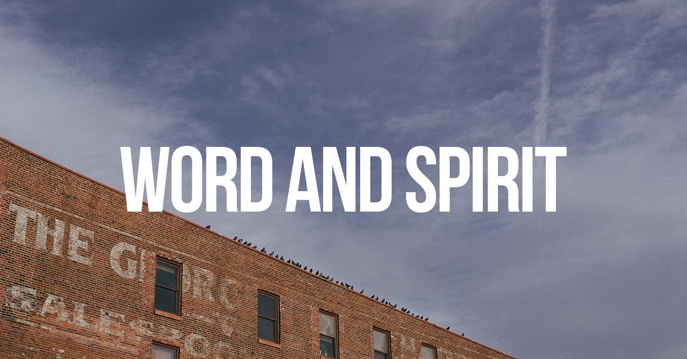 Word and Spirit ALBPBT