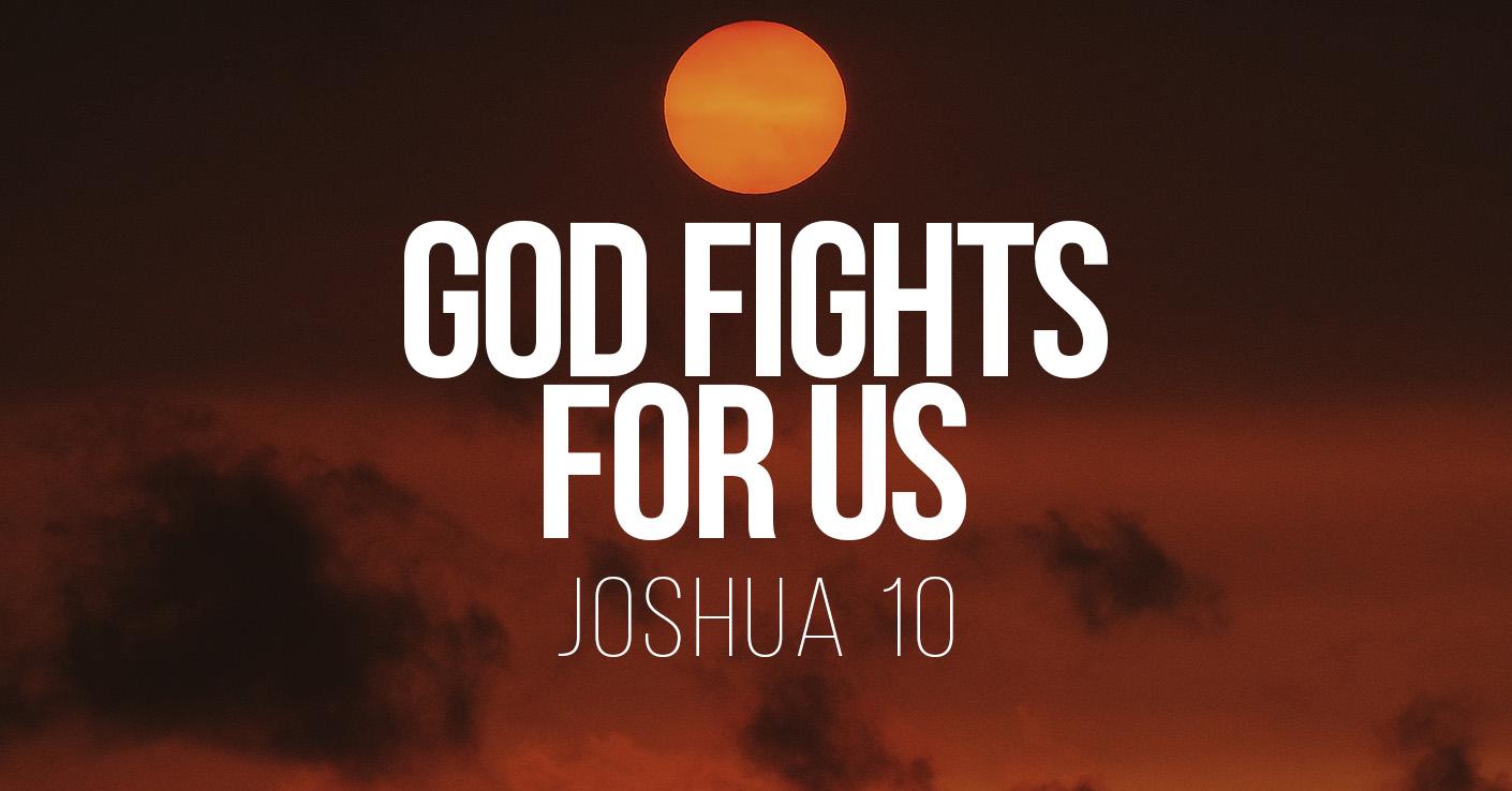 God Fights for Us - A Bible Talk by Tom French