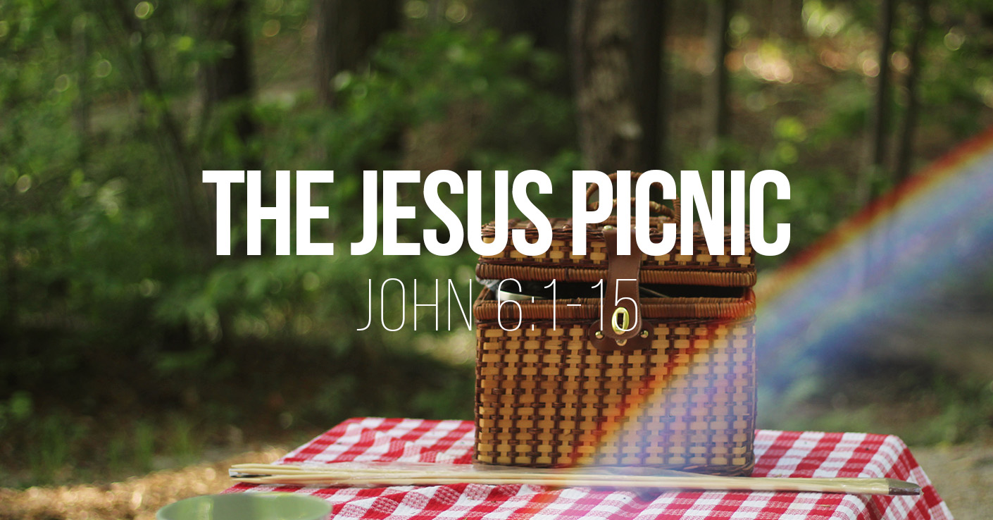 The Jesus Picnic - John 6:1-15 - a Bible talk by Tom French